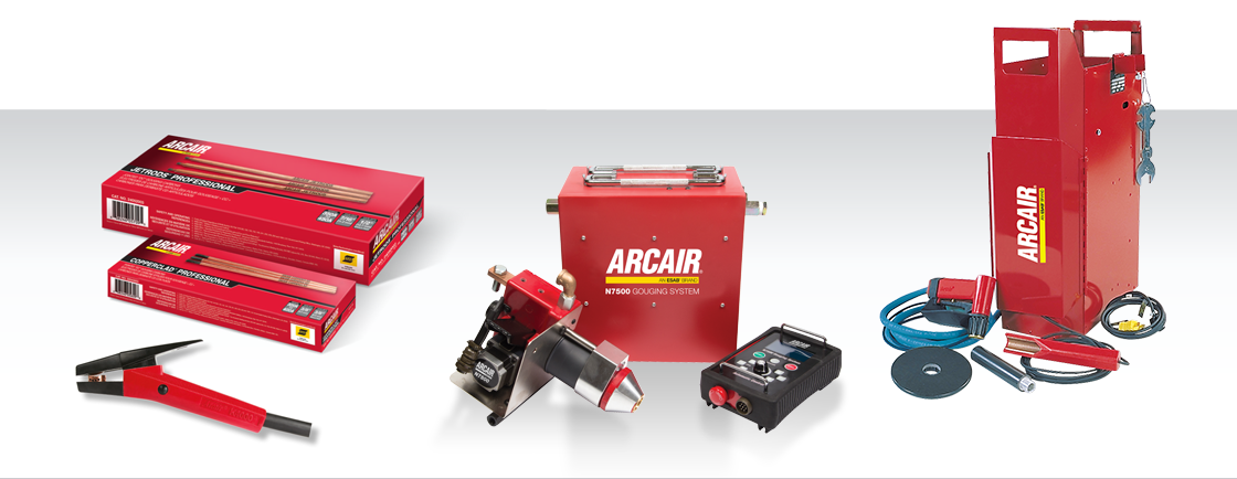Discover Arcair products